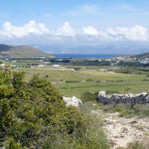 The Byzantine Trail off Prodromos