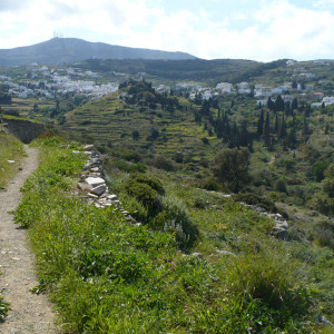 Going towards Lefkes
