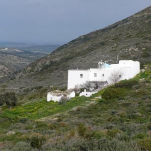 The Aghia Kyriaki Monastery