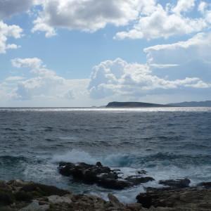 Cape Aghios Myronas, east of Alyki