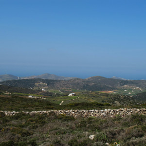 Aghios Minas Mon. as seen from Pigados heights