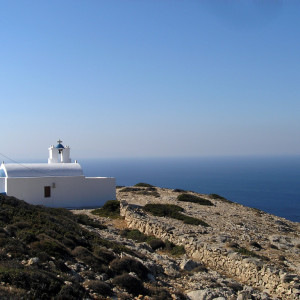Aghia Sophia chapel, Donousa island