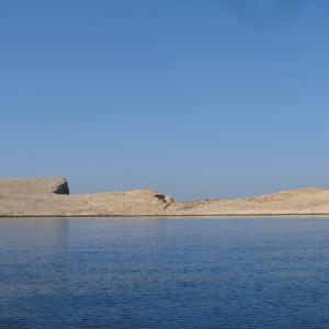 Aspros Kavos, Donousa island
