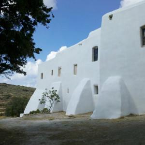 Aghios Minas Monastery, Paros island
