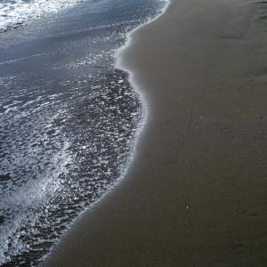 Beach detail, Paros island