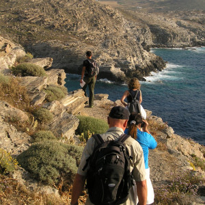 Photowalk in Aghios Ioannis Detis, Paros island
