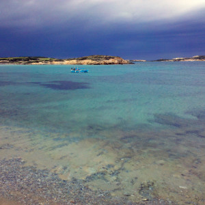 Fira islets & turquoise waters, Antiparos