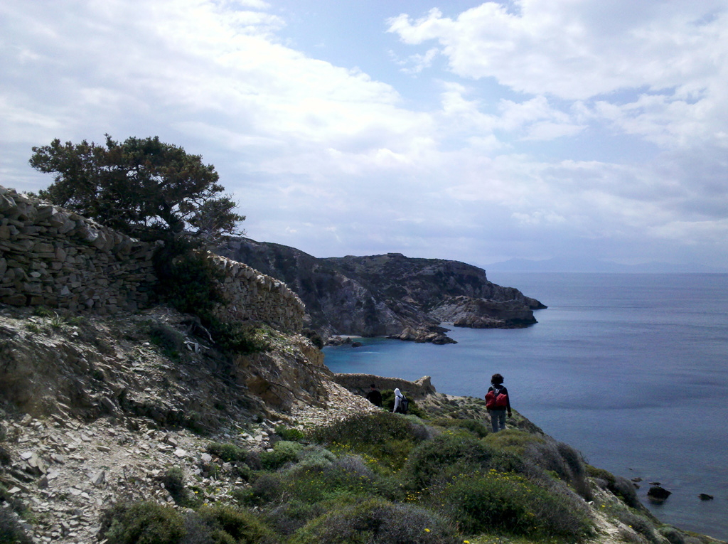 The Antiparos North Coast Hike