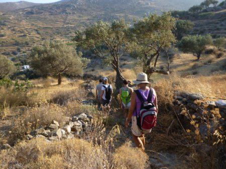 Hike to Afkoulaki ravine