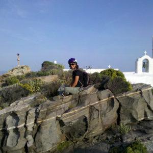 #Bike&Hike_Naoussa_bay09#monastiri#aghios#ioannis#naousa#rock#park#environmental#mountain#paros#greek#islands#greece#cyclades#kykladen#inseln#isles#trails#footpaths#hiking#walking#trekkin#adventure#experience#tours