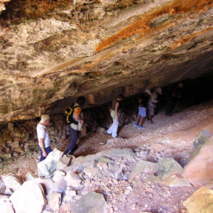 Exploring the Cave of Nymphs, Marathi