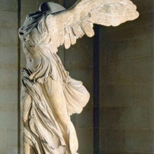 Of Parian Stone: Nike of Samothrake, Parian Marble Tour